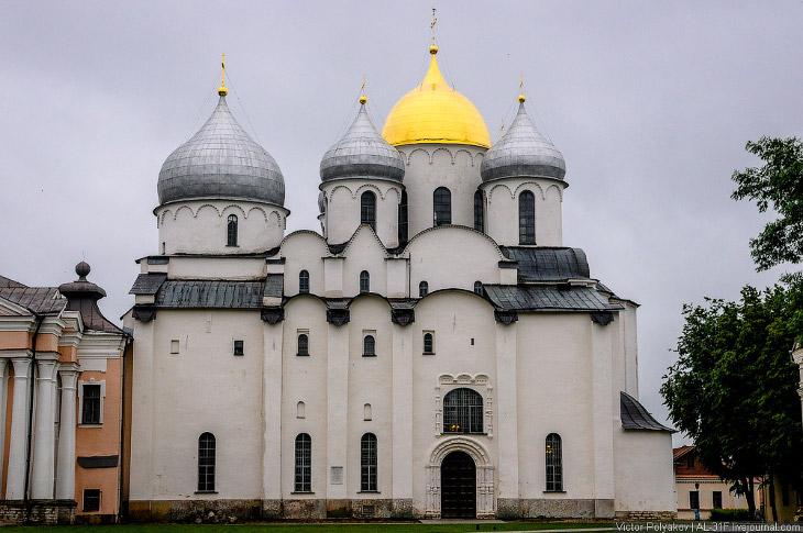 Великий Новгород — отсюда пошла есть русская земля