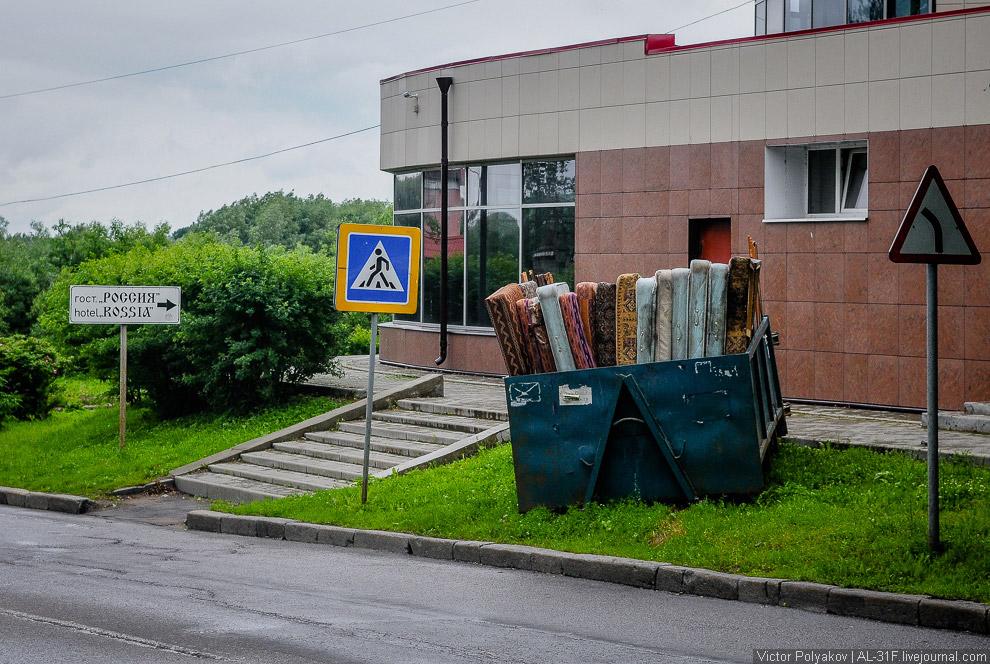 Если надумаете остановиться в гостинице «Россия», знайте, туда завезли новые матрасы.