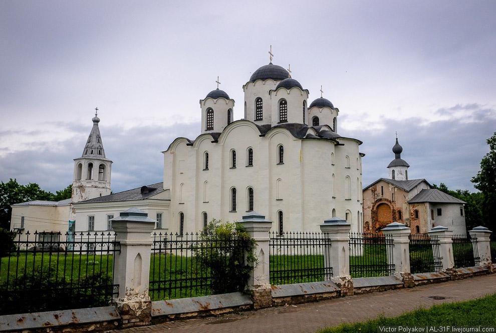Никольский собор 12-го века