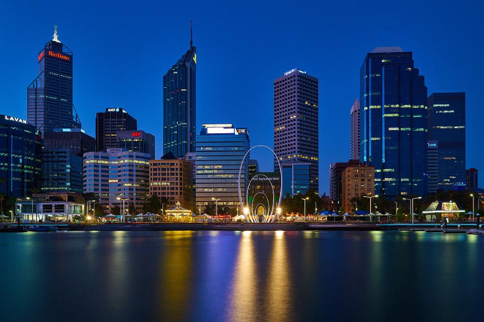 Перт, Австралия,