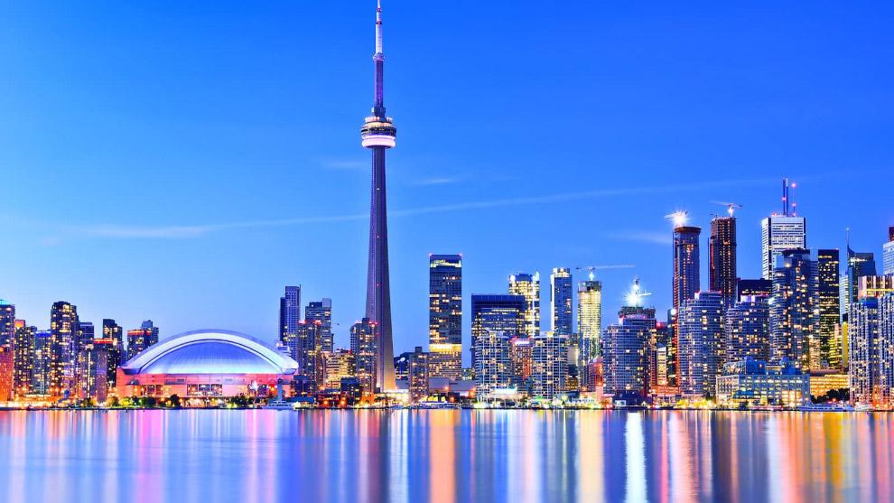 Торонто — крупнейший город Канады