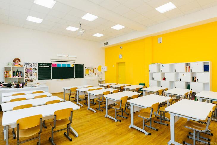 Как выглядят современные школы