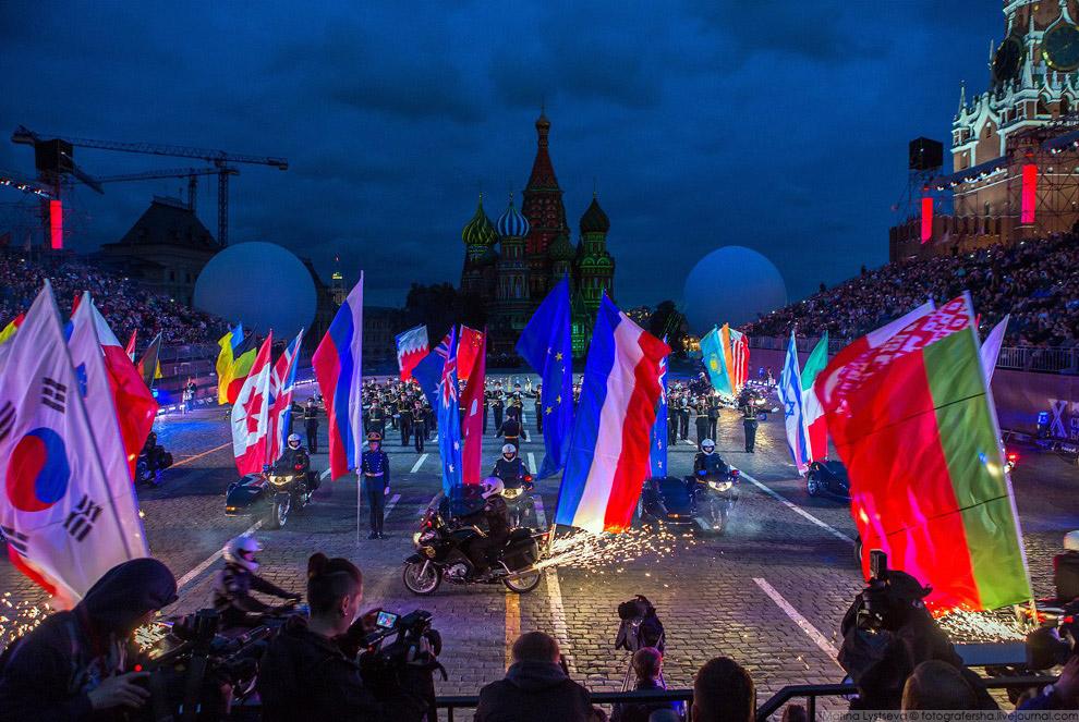 Фестиваль Спасская башня 2017