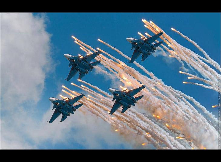 Соревнование военных летчиков Авиадартс 2017