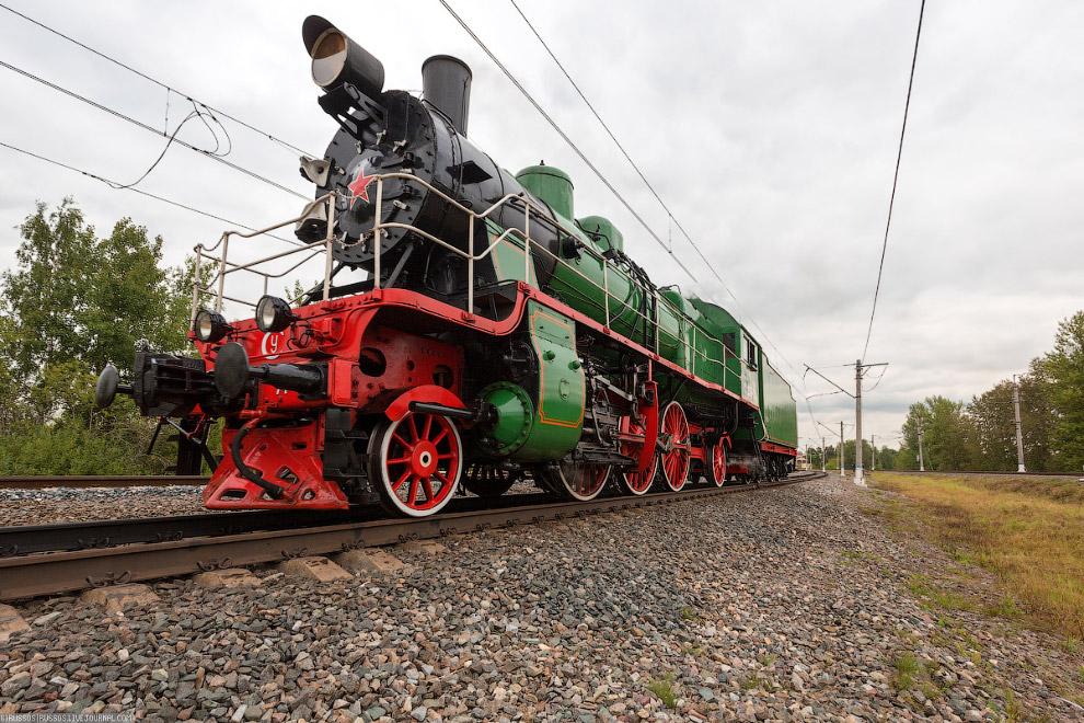 Су — советский пассажирский паровоз типа 1-3-1