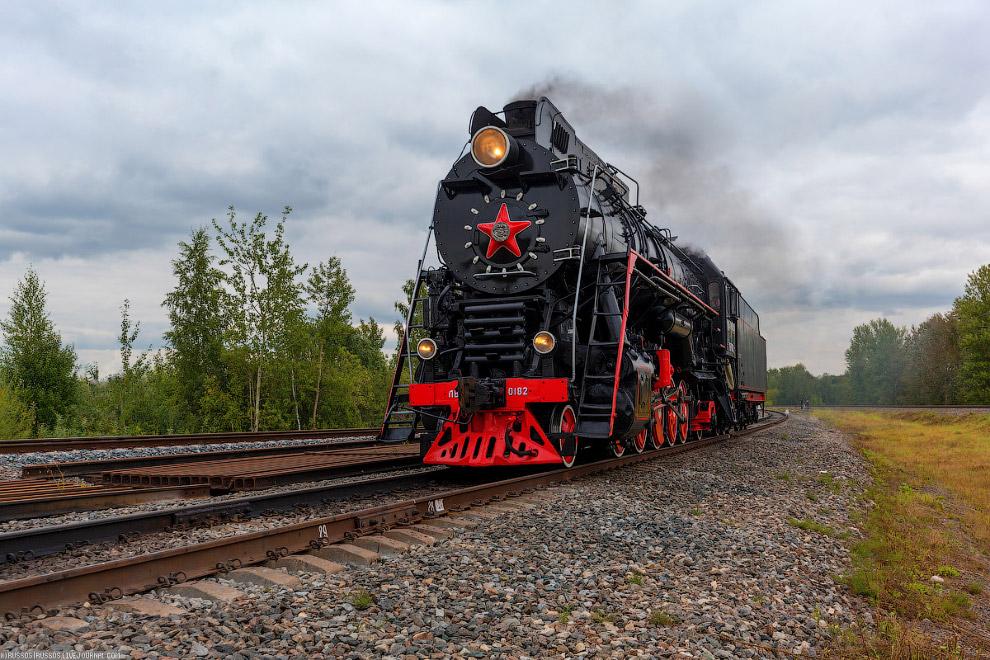 ЛВ — советский магистральный грузовой паровоз