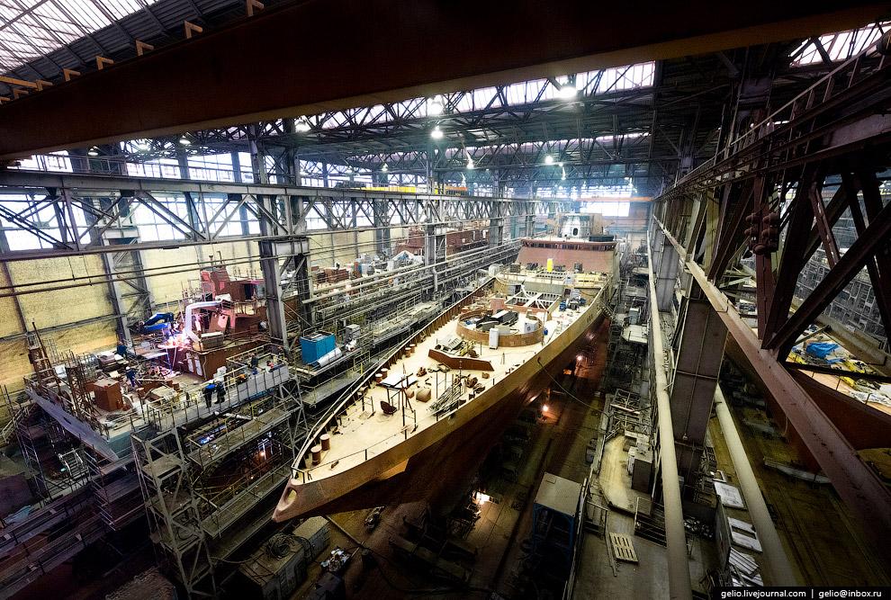 Судостроительный завод «Северная верфь»