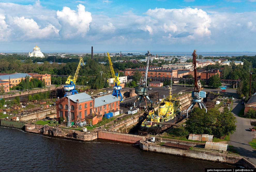 Кронштадтский морской завод