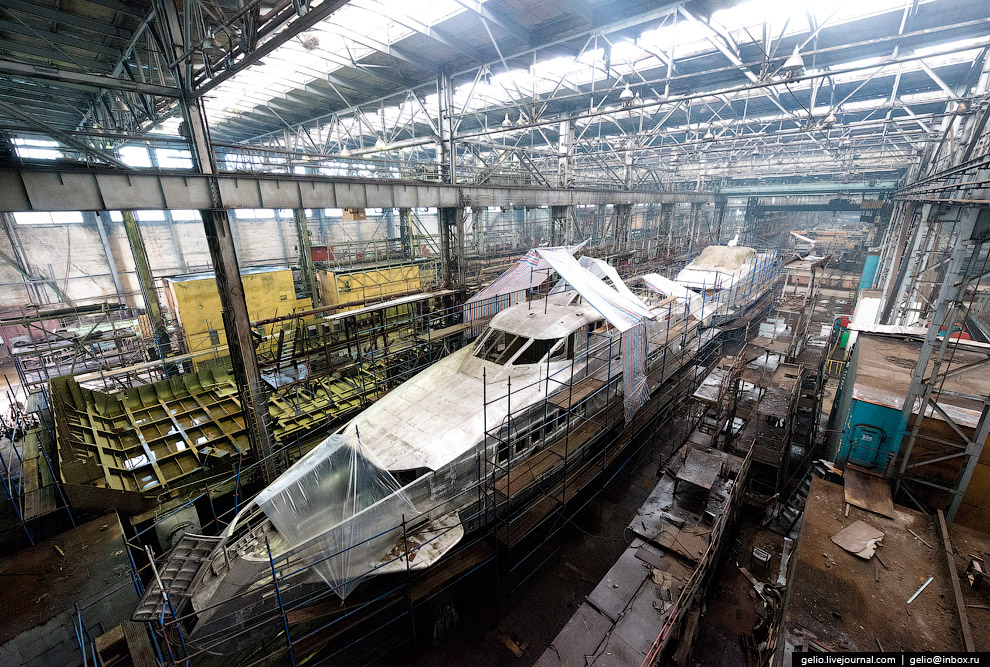 Хабаровский судостроительный завод