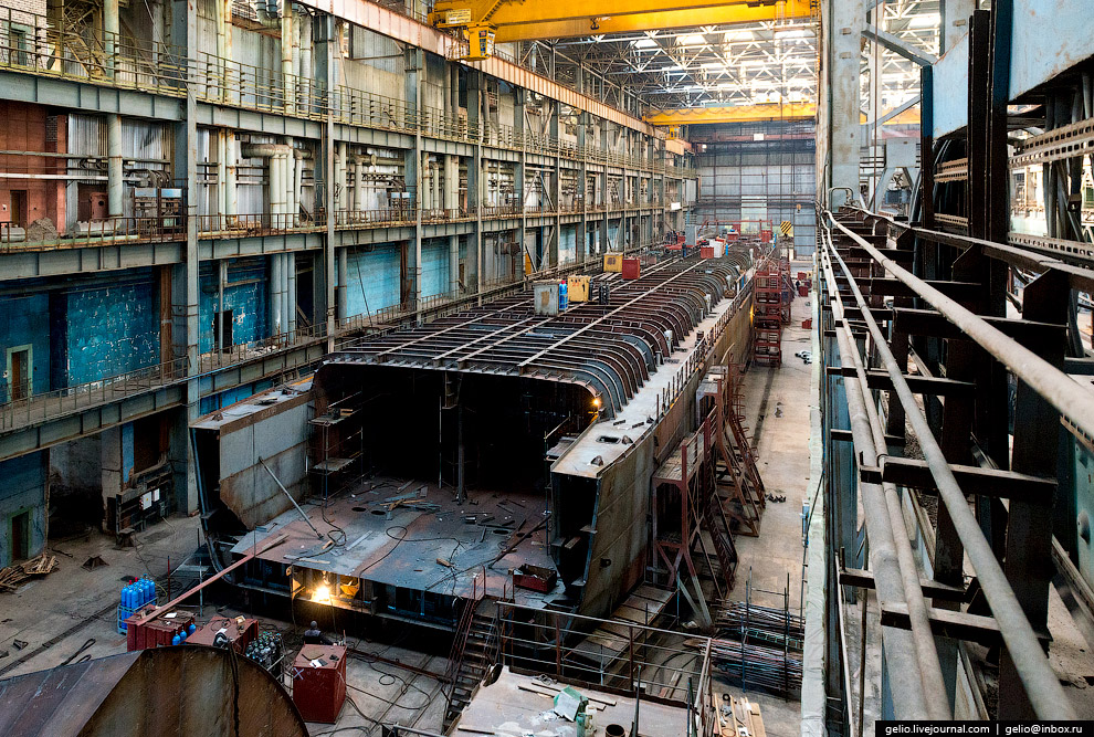 Судостроительный завод «Лотос»