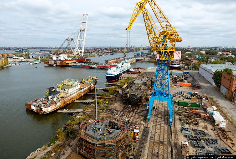 Астраханское Судостроительное Производственное Объединение (АСПО)