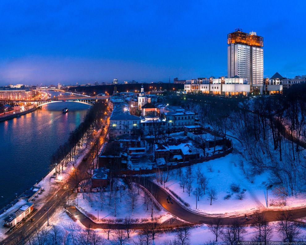 Андреевский монастырь и РАН.