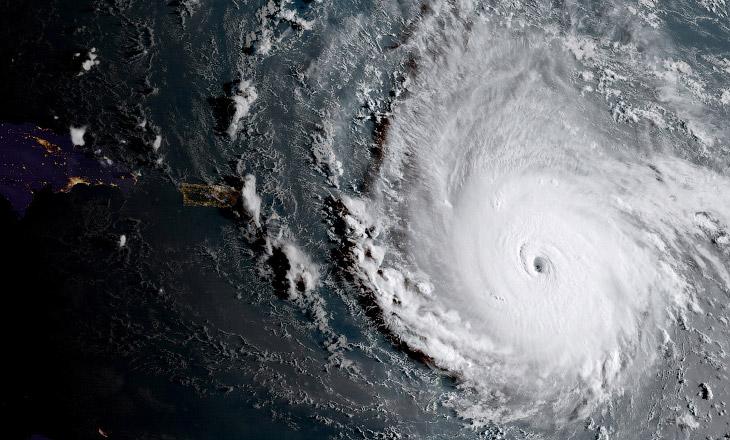 Ураган «Ирма