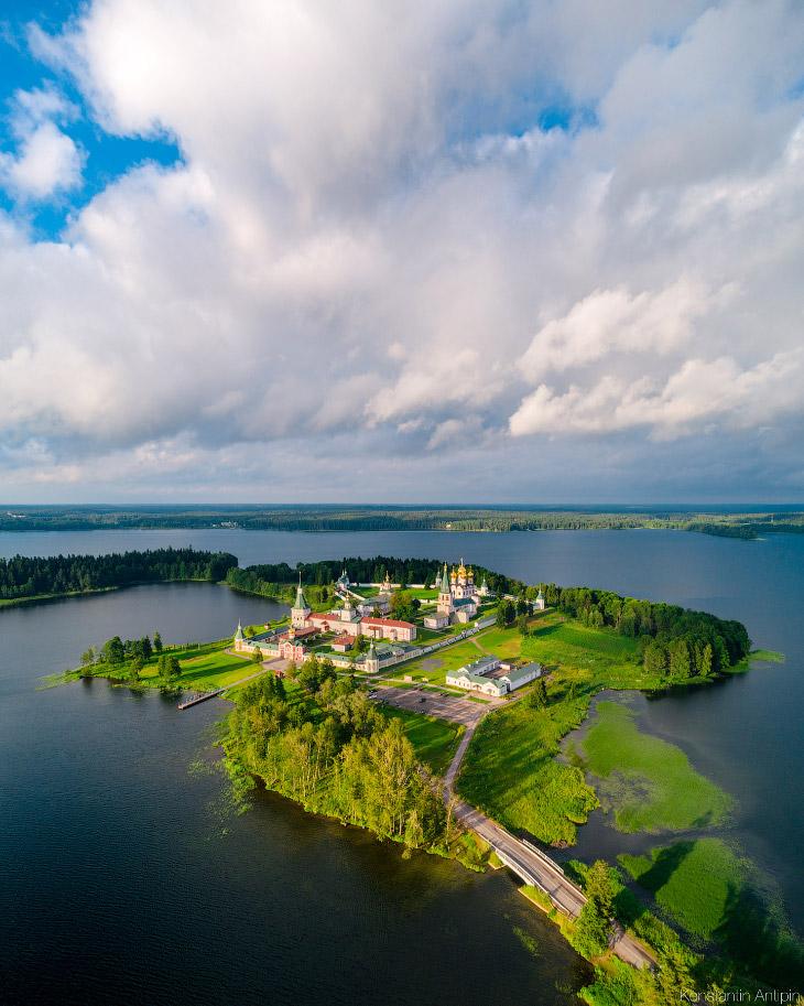 Сельвицкий остров
