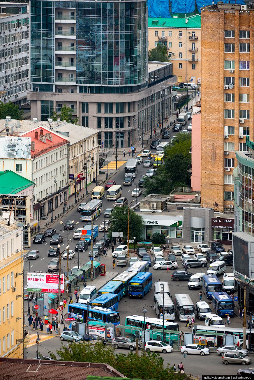 Улица Алеутская.