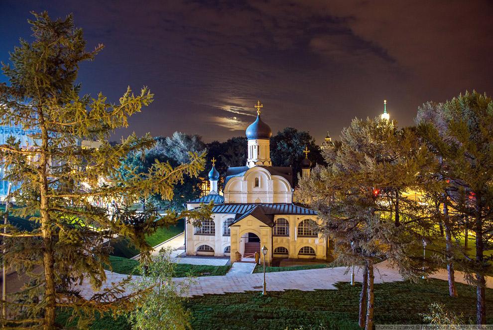 Церковь зачатия Святой Анны.
