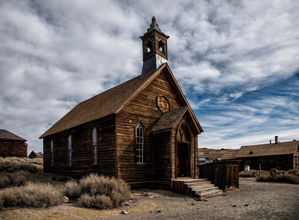 Abandoned Real-Life Ghost Town