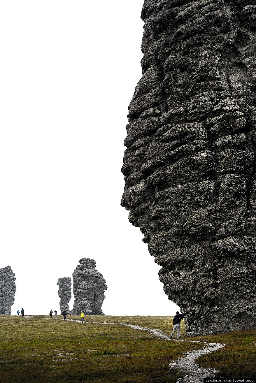 Гора идолов