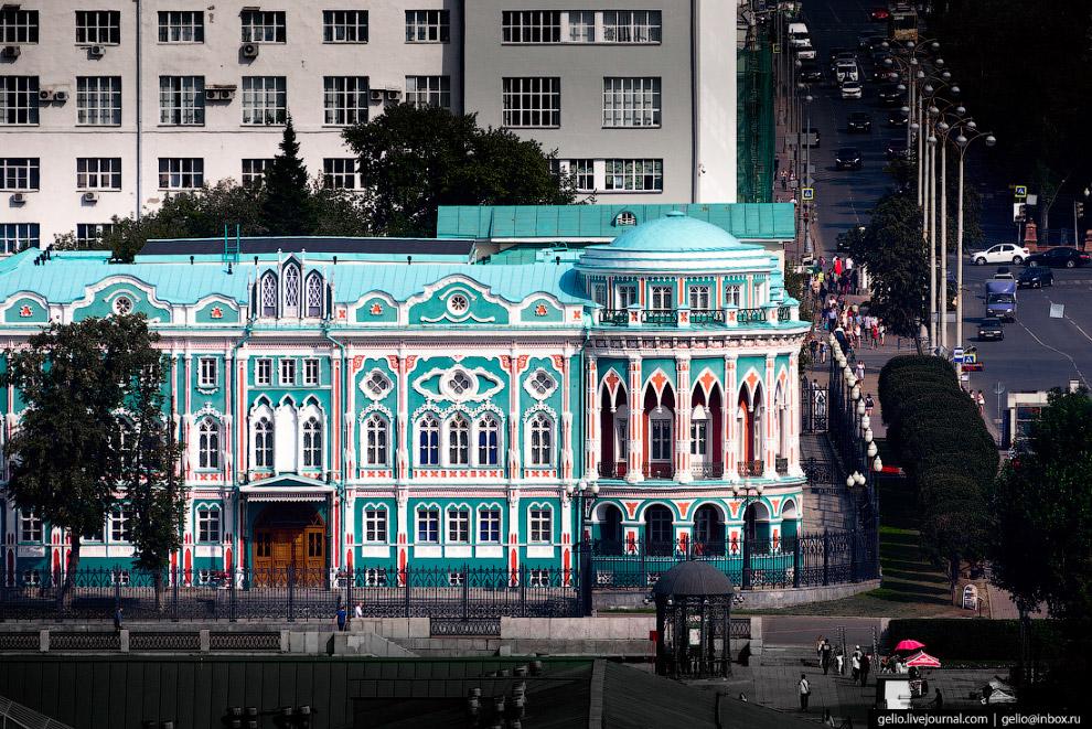 «Дом Севастьянова»