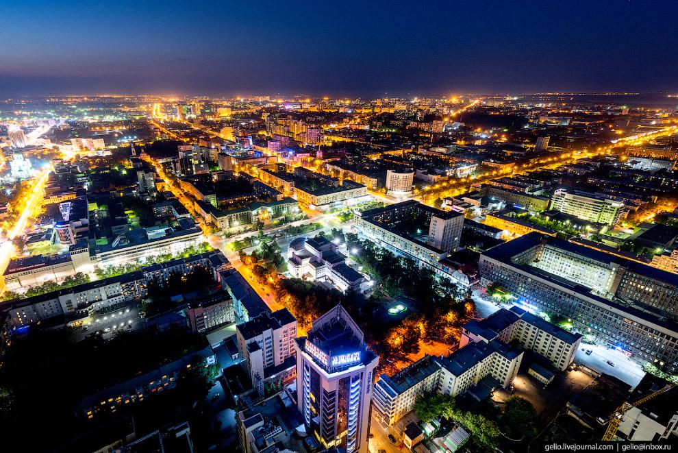 Проспект Ленина — главная улица Екатеринбурга