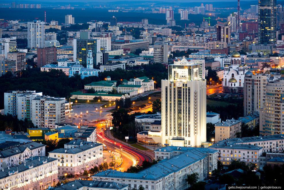 Бизнес-центр «Газпром-Трансгаз».