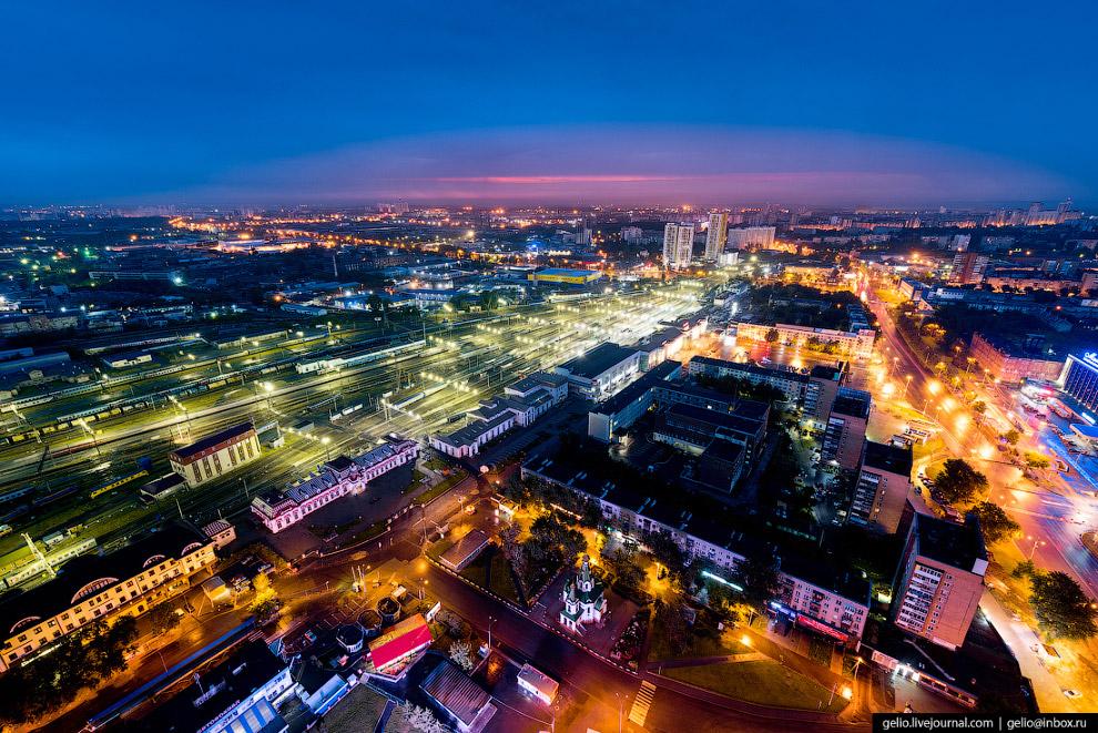 Вокзал Екатеринбурга