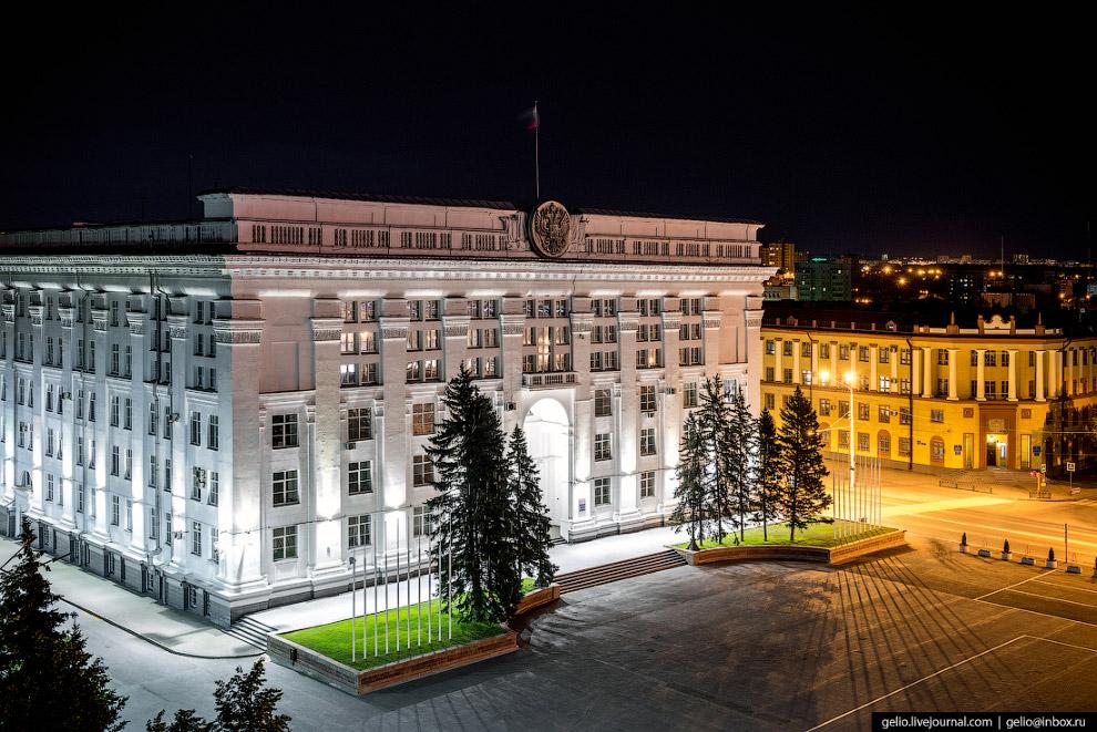 Администрация Кемеровской области.