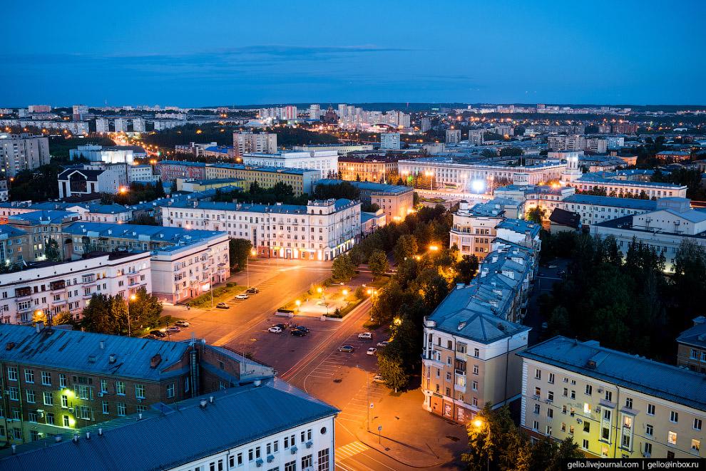 Площадь Пушкина.