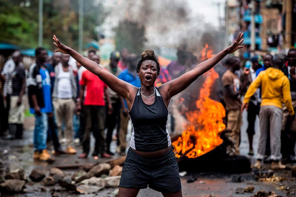 Борьба за власть по-кенийски