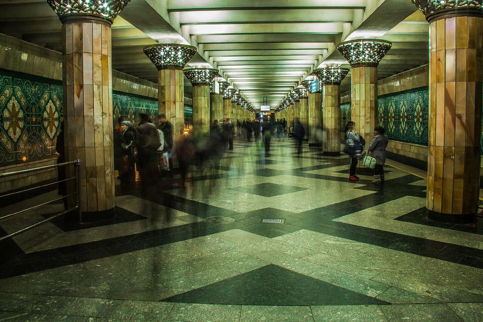 Станция «Пахтакор»