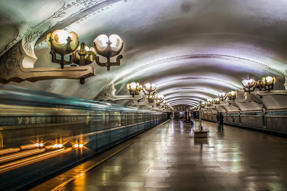 Станция Узбекистанская