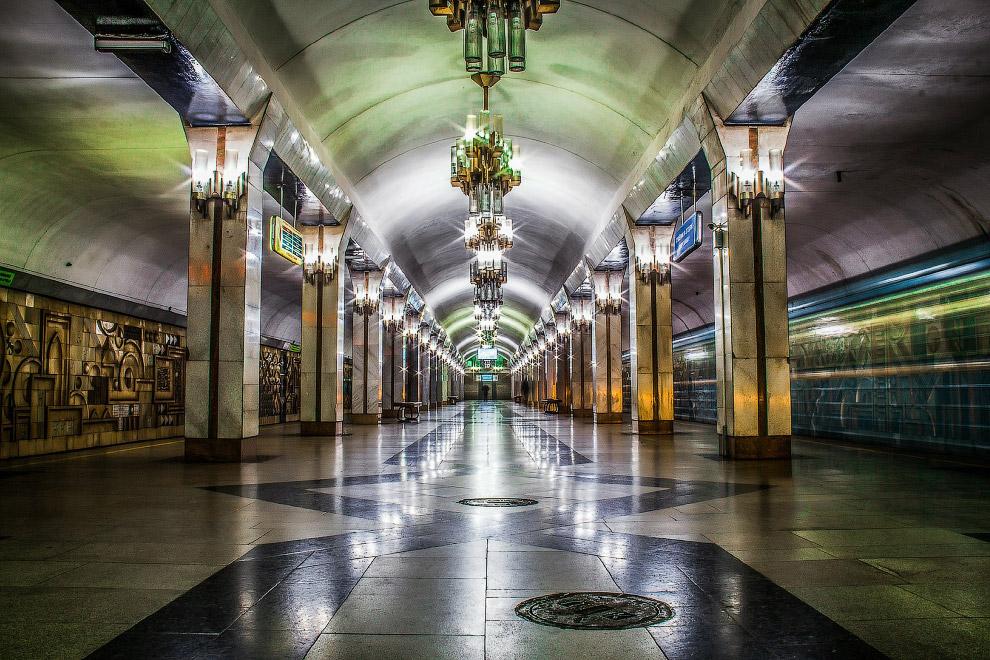 Станция Тинчлик