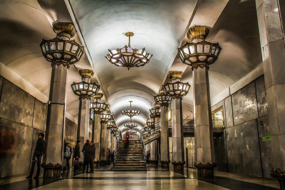 Станция им.Юнуса Раджабий