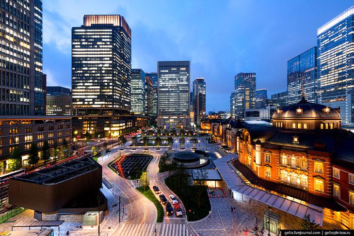 Площадь Центрального вокзала