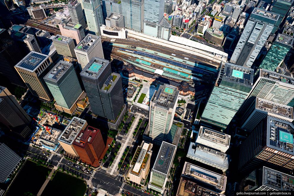 Железнодорожная станция Токио (Tokyo Station