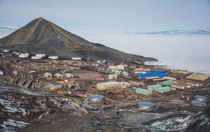 Поездка в Антарктику