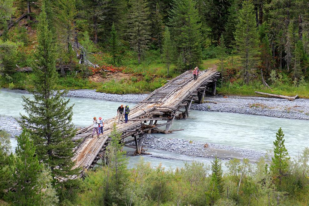 Мост через р.Белая Берель