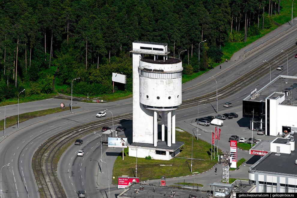 «Белая башня» (Башня Рейшера)
