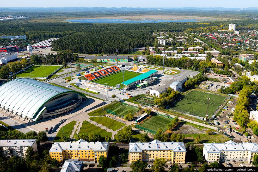 Спортивный комплекс «Уралмаш»
