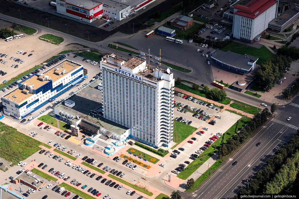 Гостиничный комплекс «Кристалл»