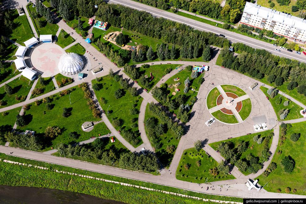Парк Победы имени Георгия Жукова