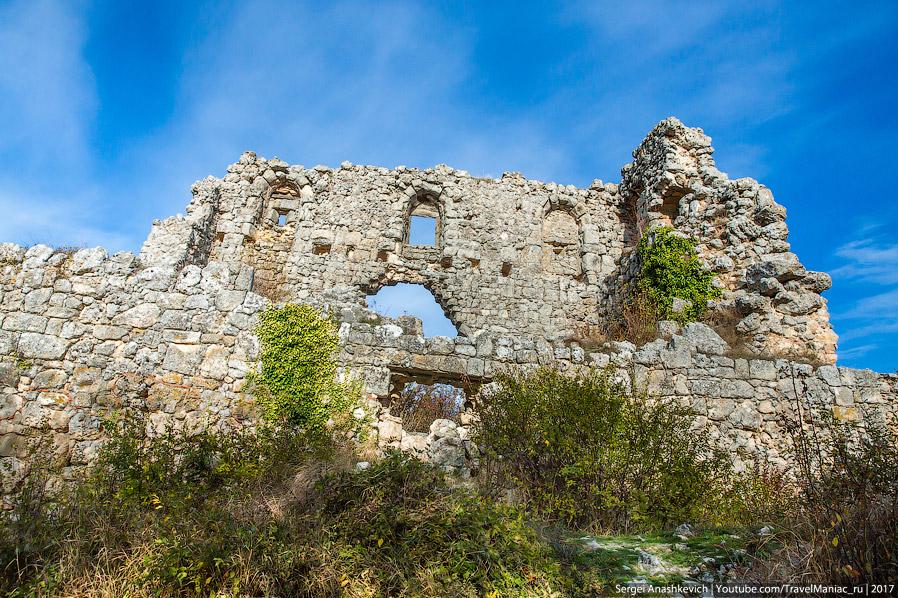 Крепость на Мангупе