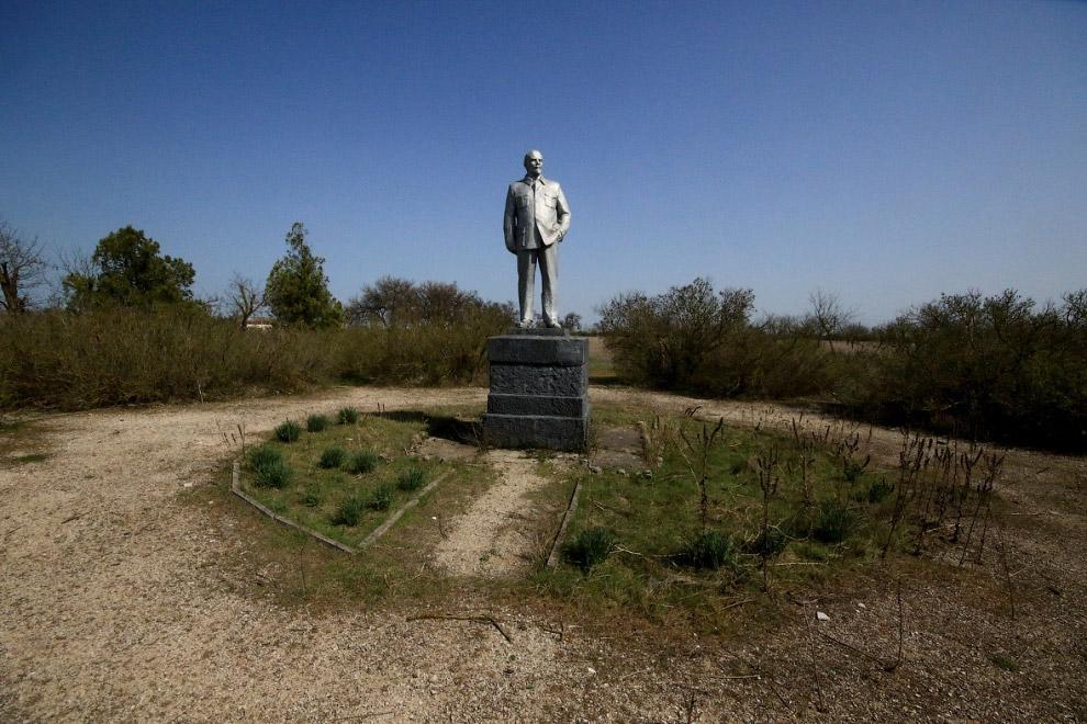 И еще один Ленин из Крыма