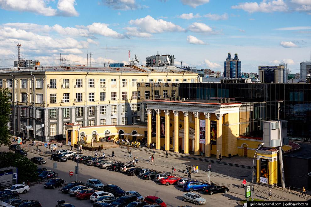 Старейший кинотеатр города «Победа»