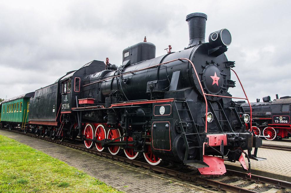 Паровоз Типа 0-5-0 серии ЭР №771-14