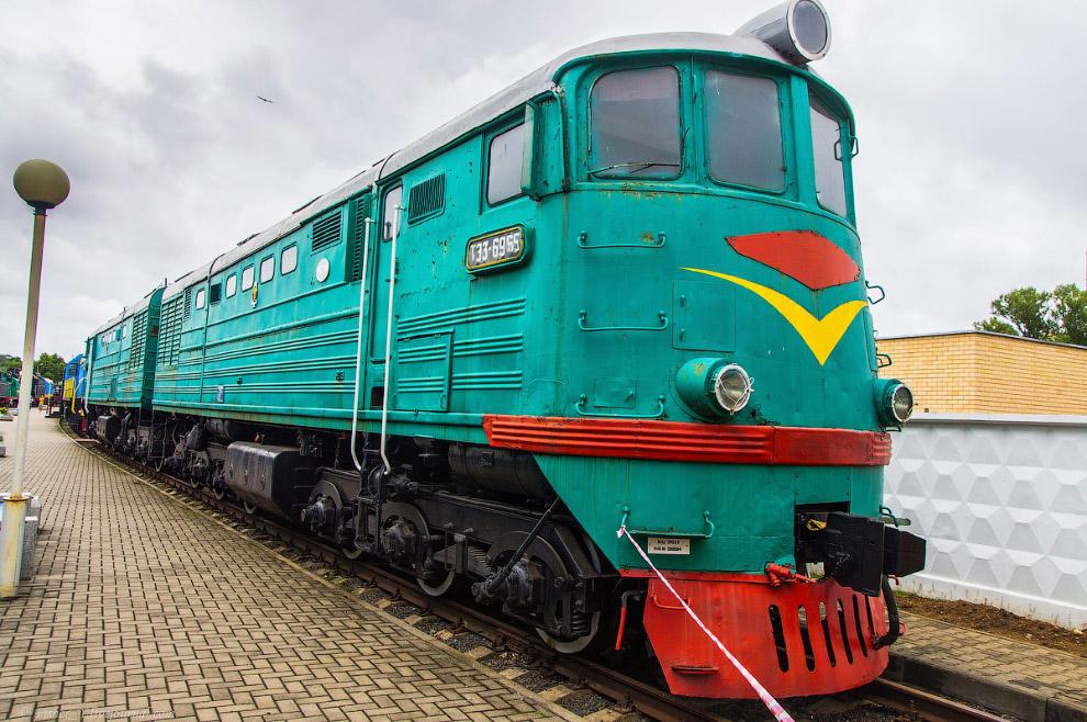 ТЭ3 №6965