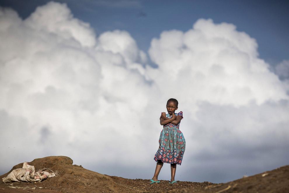 Пейзажи Найроби