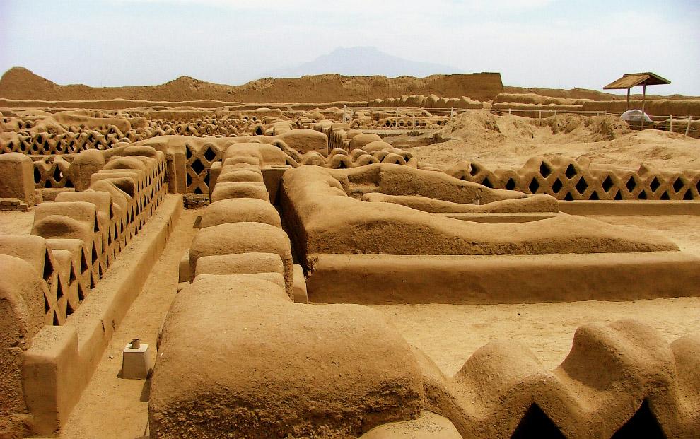 Чан-Чан, Перу