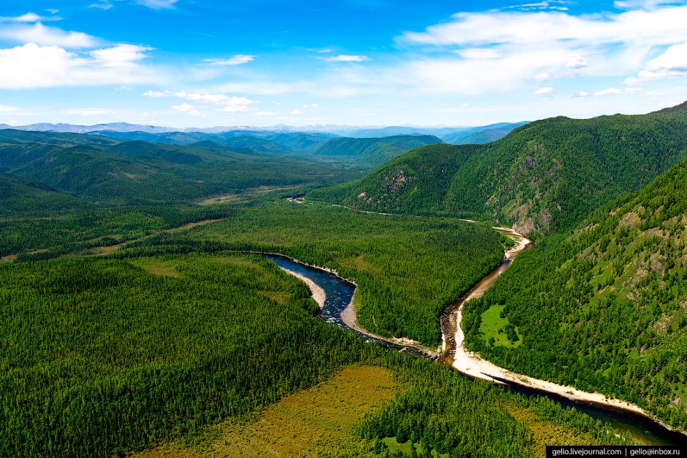 Приток Уды — река Нерха.