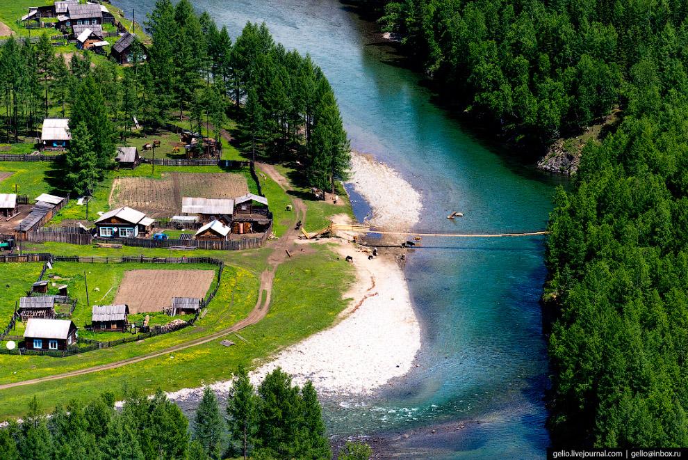 Река Гутара.